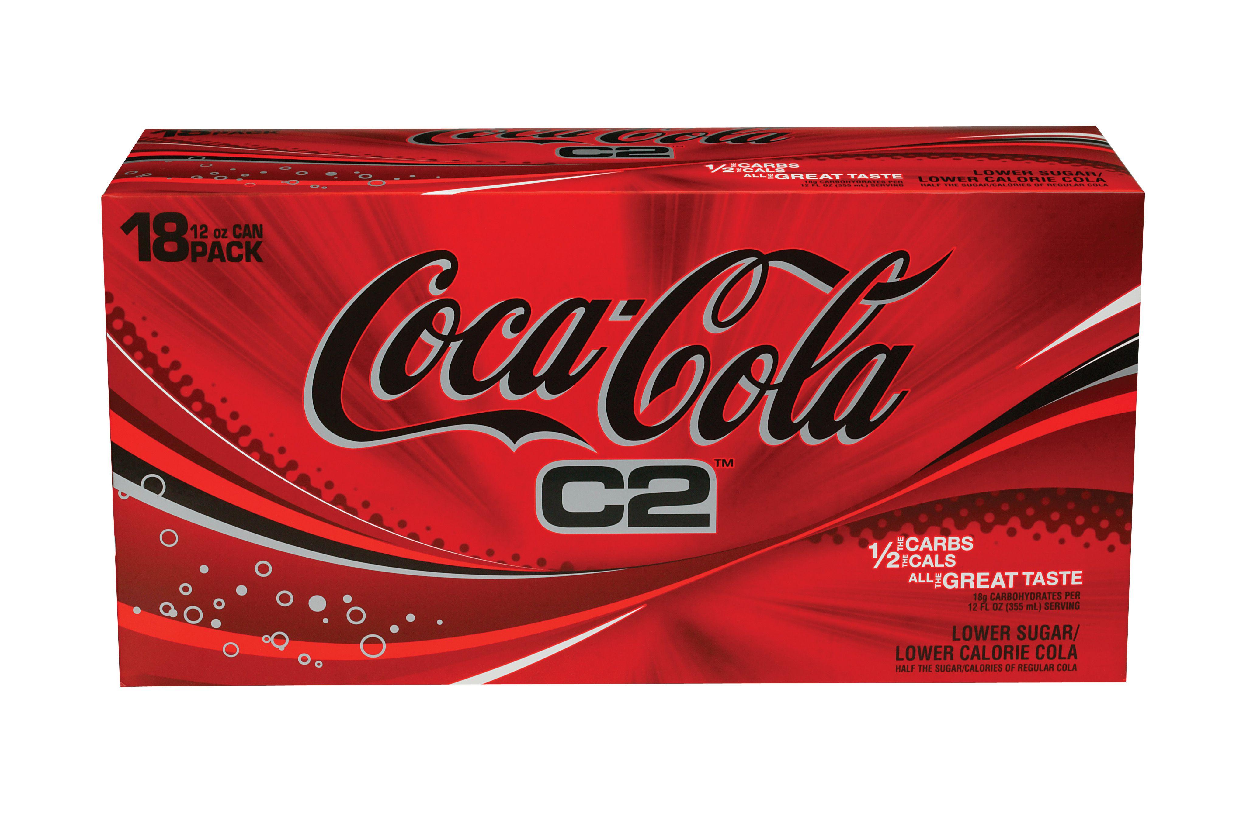 Coca Cola Company C2 Packaging