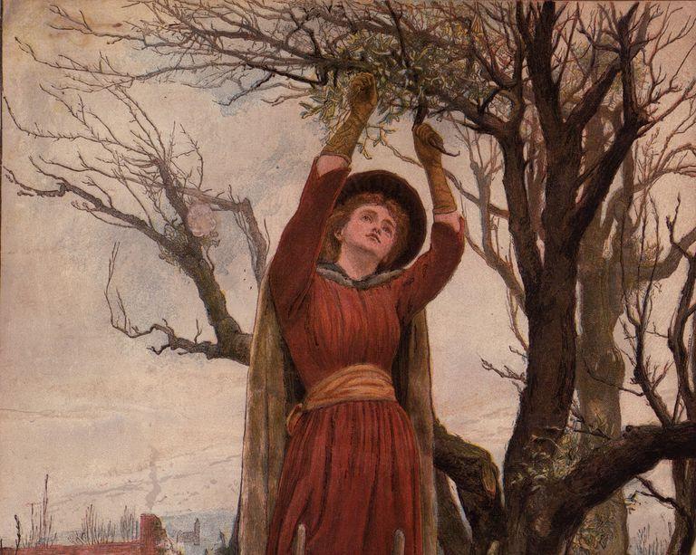 The Mistletoe Bough