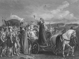 Boudicca's Uprising