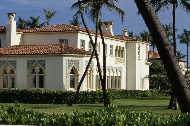 Spanish Style Architecture In Florida