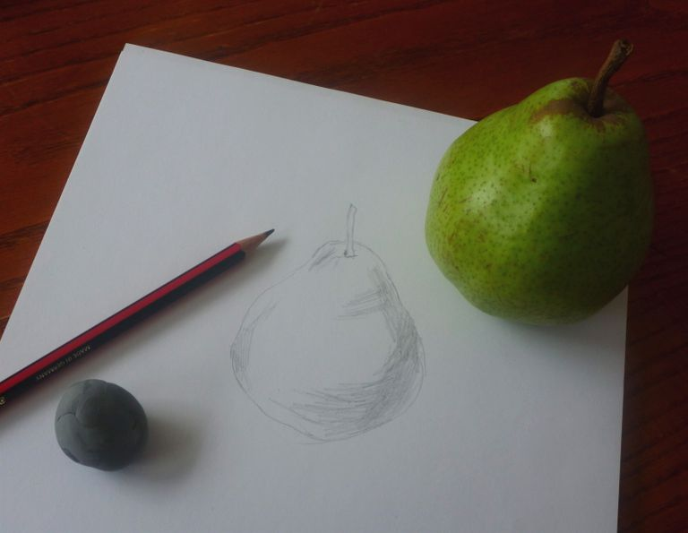 An Easy Drawing Lesson For Beginners