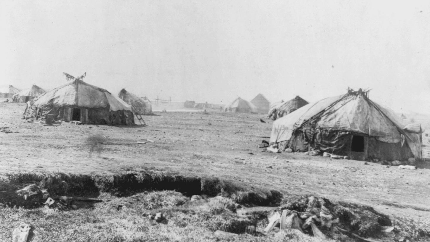 Κοινότητα Inuit, περίπου το 1897