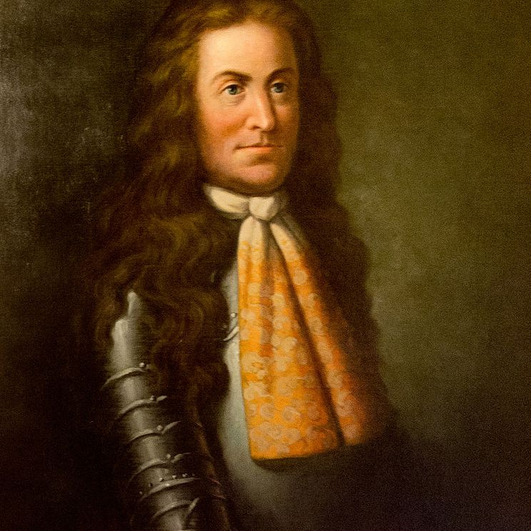Painting of Sir Edmund Andros