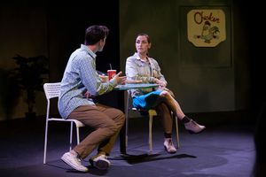 'Reasons To Be Pretty' presented by Ole Productions at the Stella Adler Theater