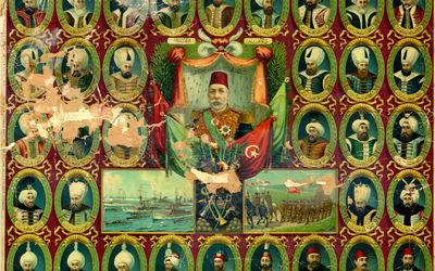 The Ottoman Sultans Were Not Very Turkish