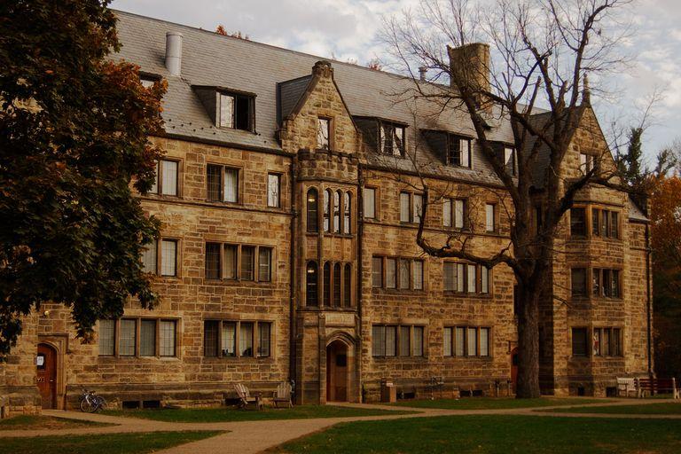 Leonard Hall at Kenyon College
