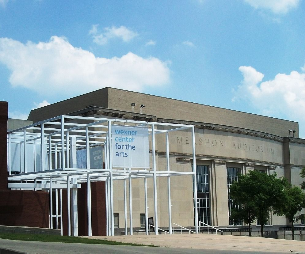 Wexner Center for the Arts at the Ohio State University