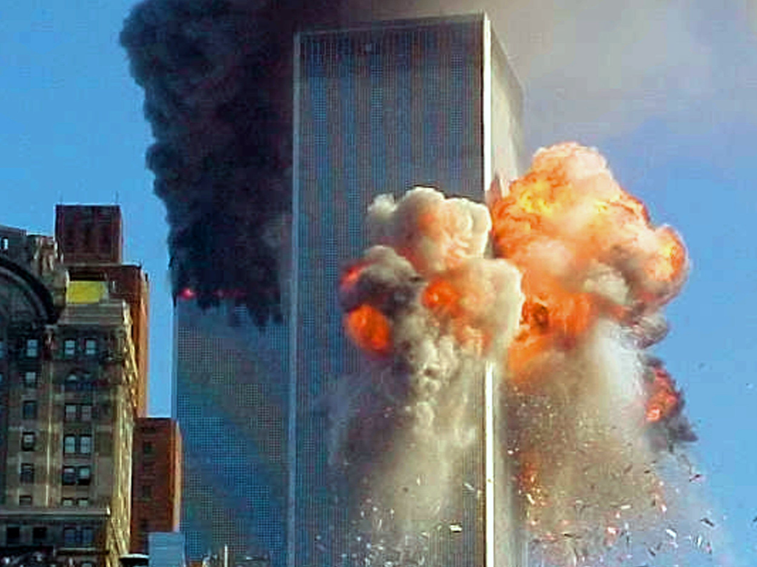 9/11 Photos: Attack on the World Trade