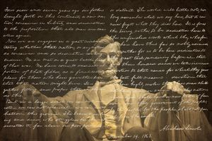 Abraham Lincoln sculpture at the Lincoln Memorial