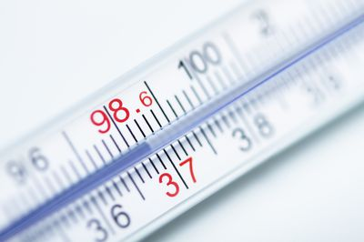 Convert Body Temperature From Fahrenheit To Celsius And Kelvin