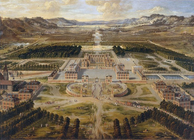 A History of the Palace of Versailles, Jewel of the Sun King