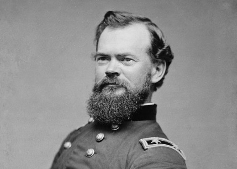 James B. McPherson in the Civil War