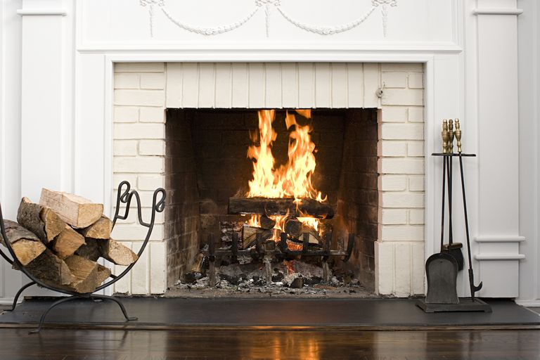 wood burning fireplace designs