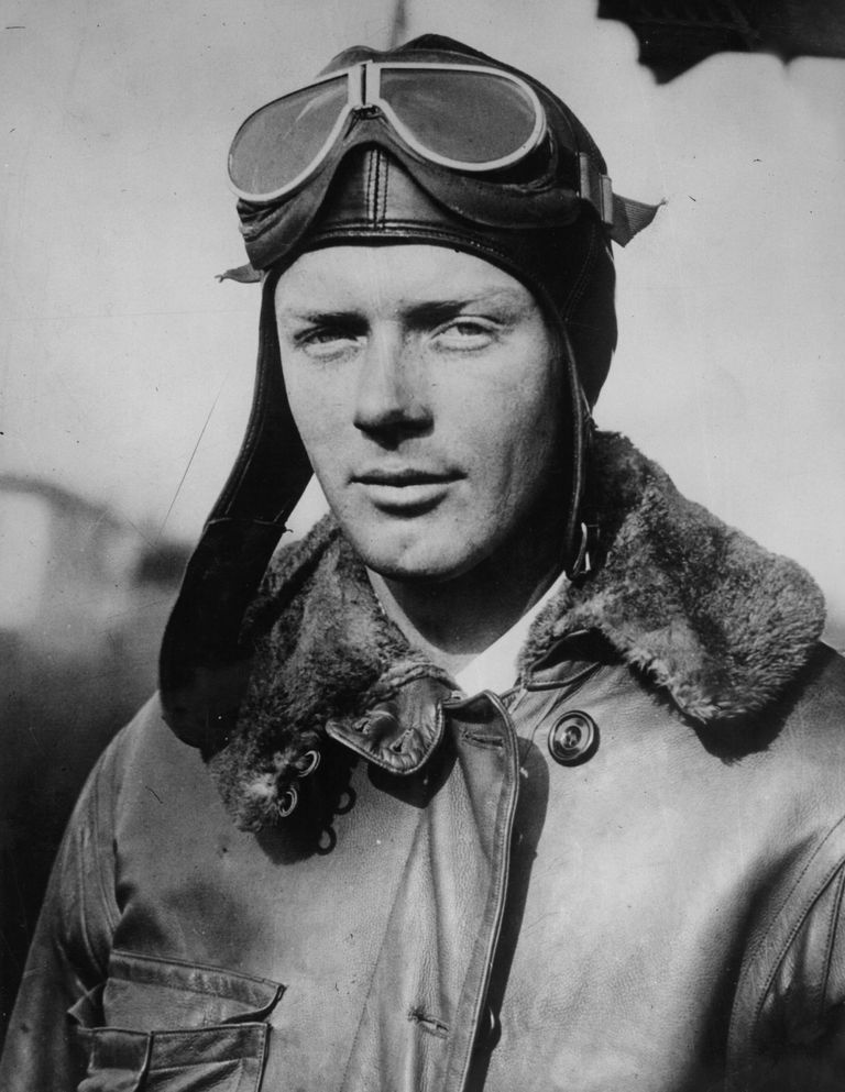 a history of charles lindbergh the american aviator Charles lindbergh was an aviator and pioneer par excellence he was the first person in the world to complete the nonstop transatlantic flight he redefined the way aircraft would conserve fuel.