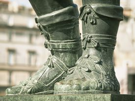 feet of Caeser
