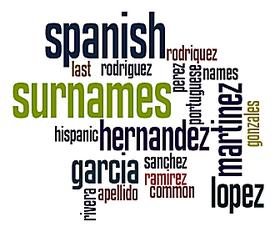 Spanish Surnames - Meanings of Common Hispanic Last Names