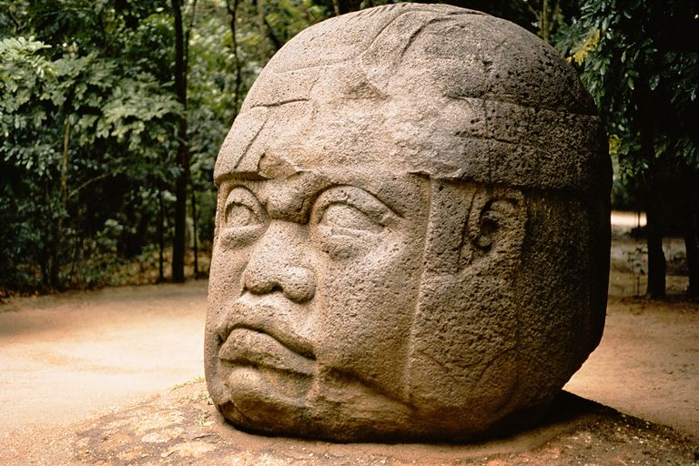 Olmec People Facts About the...