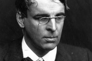 William Butler Yeats in 1911