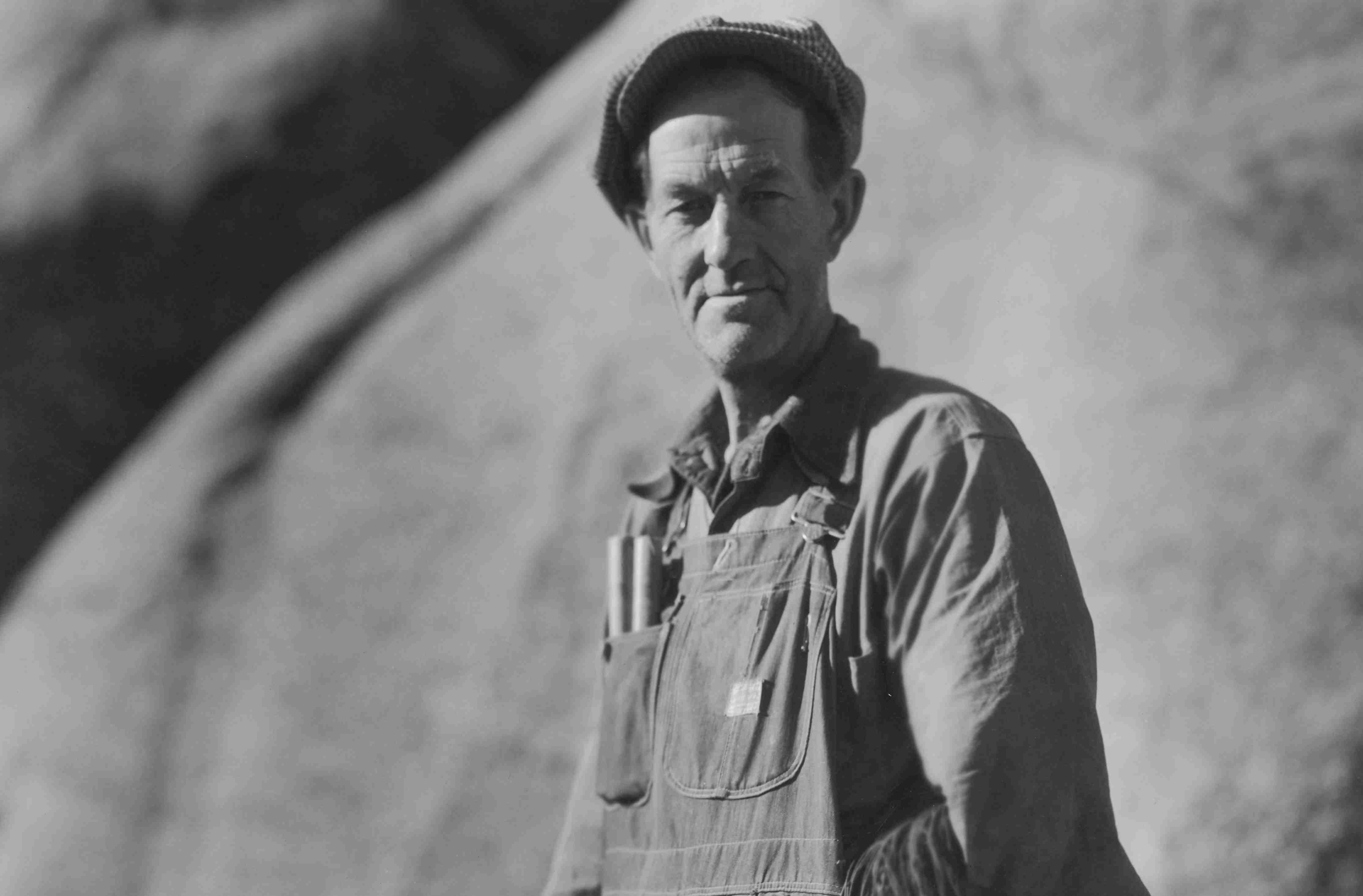 The 'powder monkey' of the Mount Rushmore National Memorial