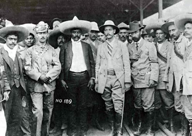 Emiliano Zapata en la ciudad de Cuernavaca