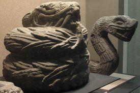 Olmec Feathered Serpent God