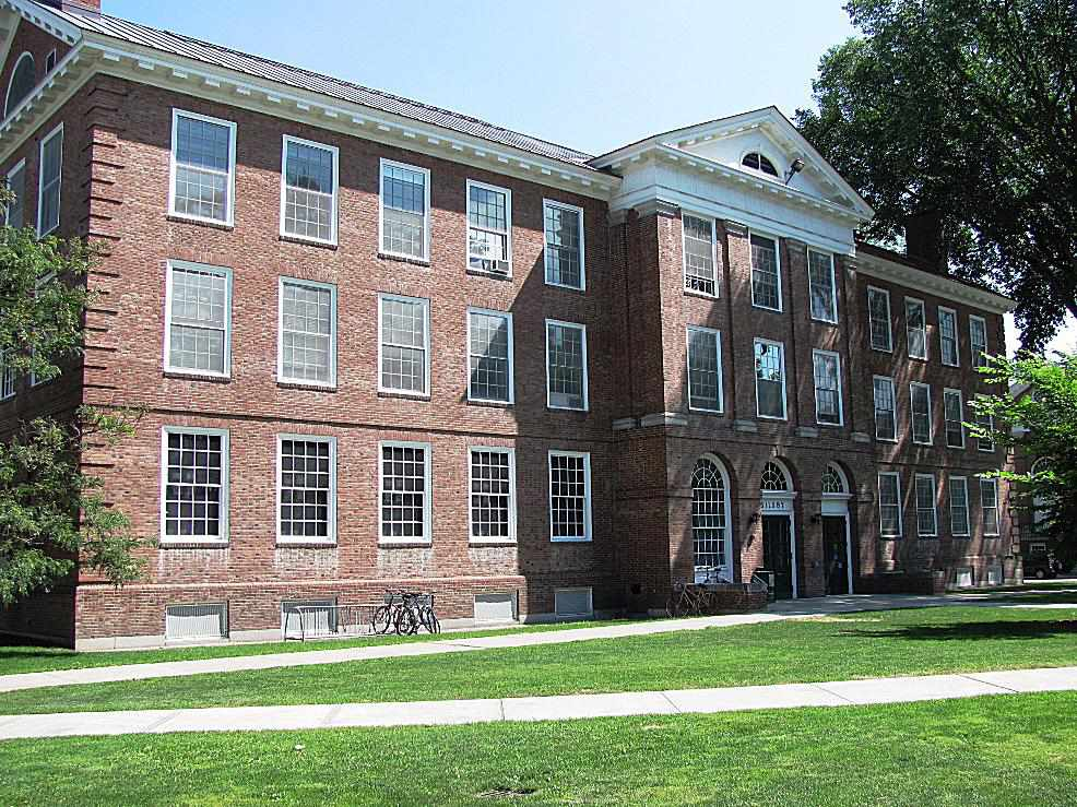 Silsby Hall at Dartmouth College