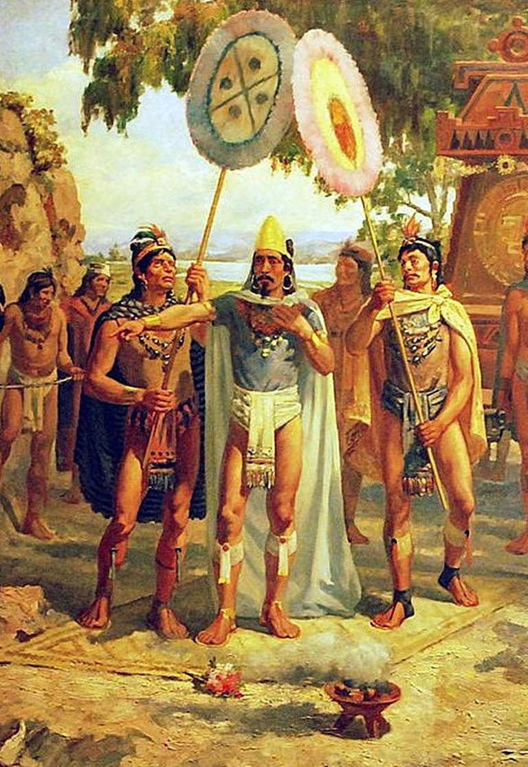 emperor montezuma before the spanish