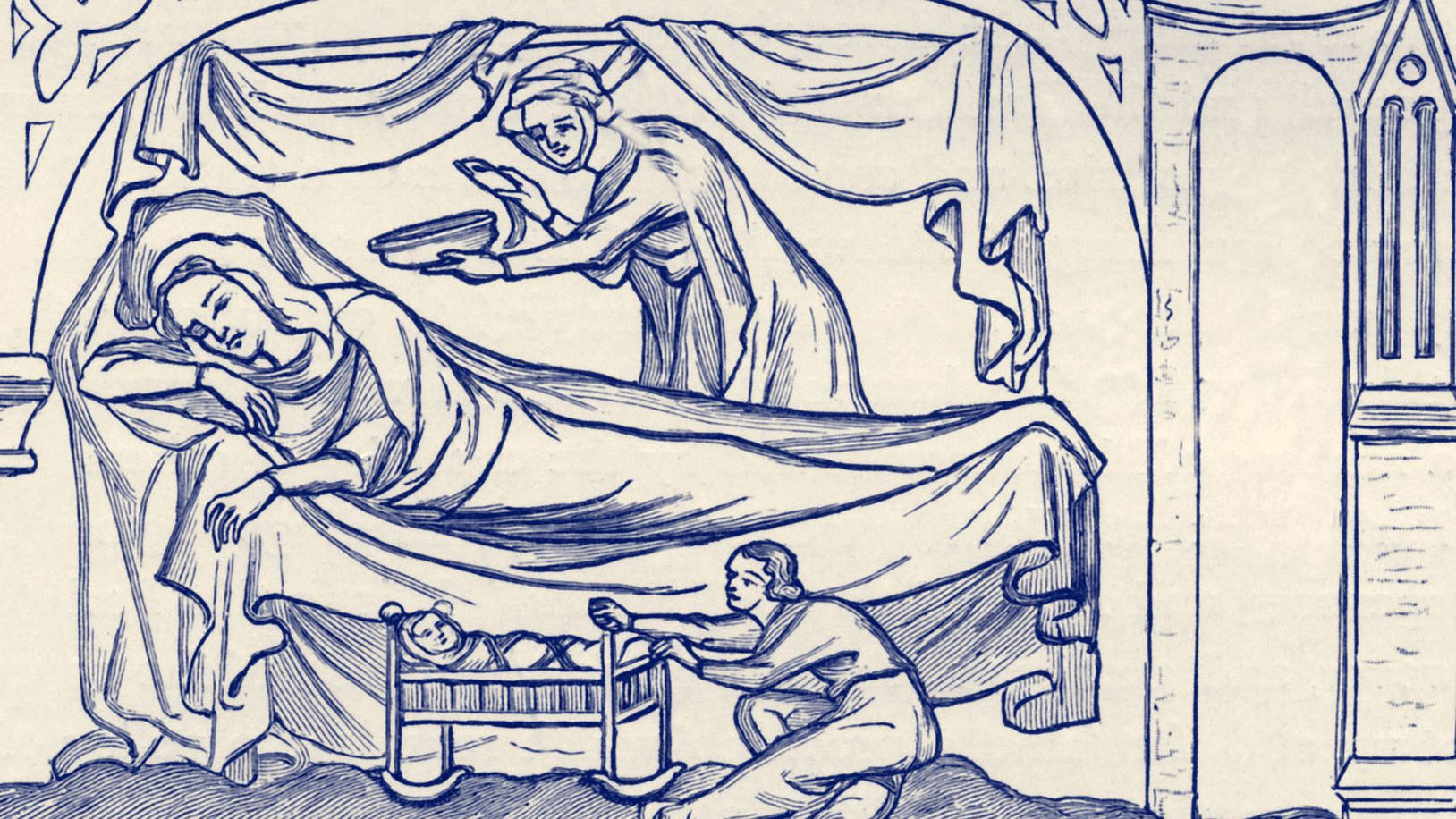 Surviving Infancy in the Middle Ages