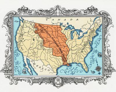 The History of the Louisiana Purchase