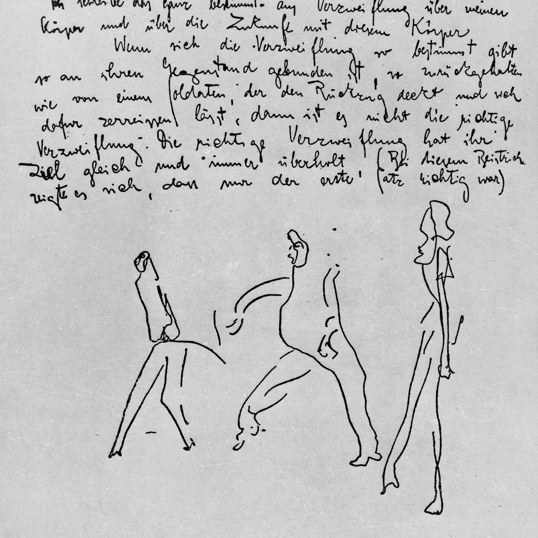 Franz Kafka's diary