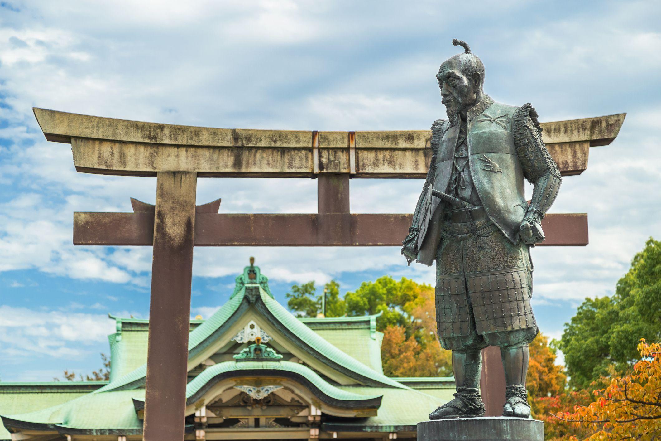 Biografia di Toyotomi Hideyoshi, Century Unificatore 16 del Giappone