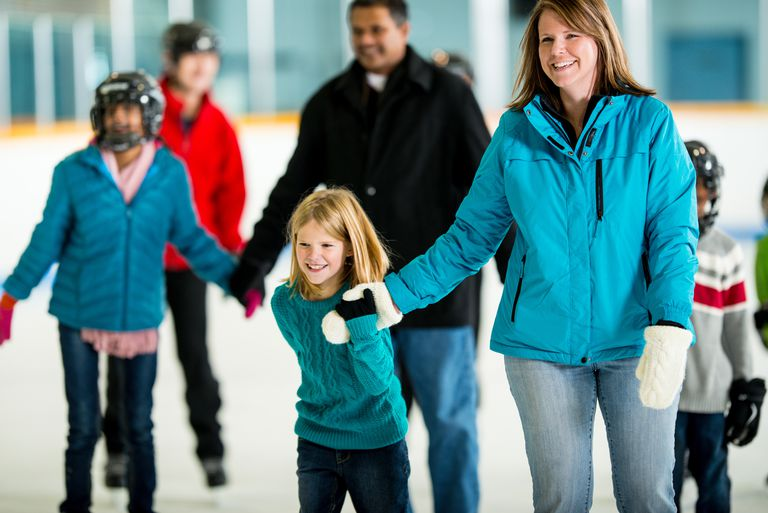 Ice Skating Is for All Ages