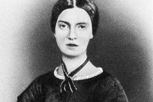 Portrait of Emily Dickinson