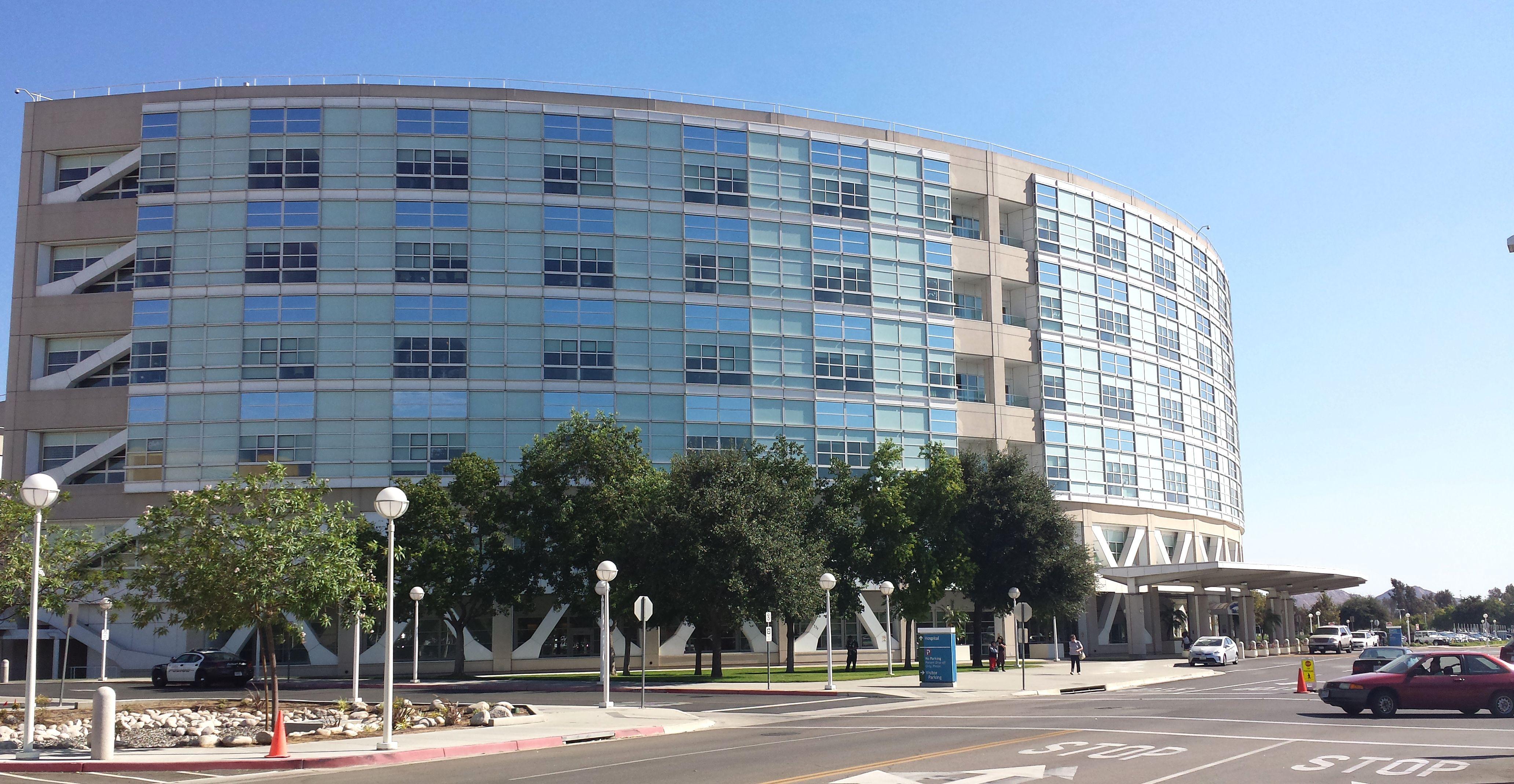 The Arrowhead Regional Medical Center