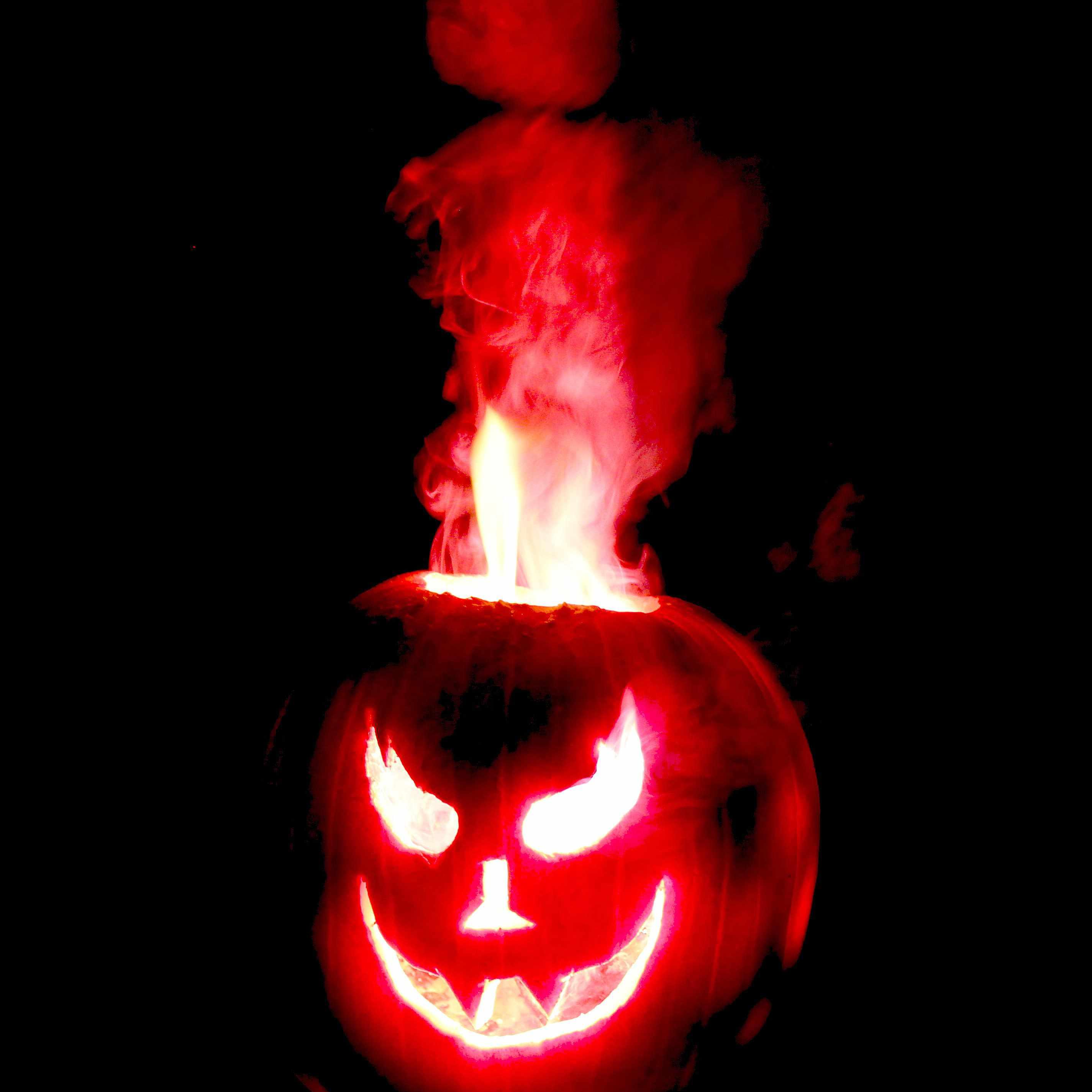 Best Flame Thrower Jack O Lantern Idea