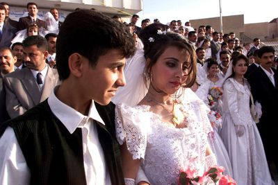 early marriage in yemen