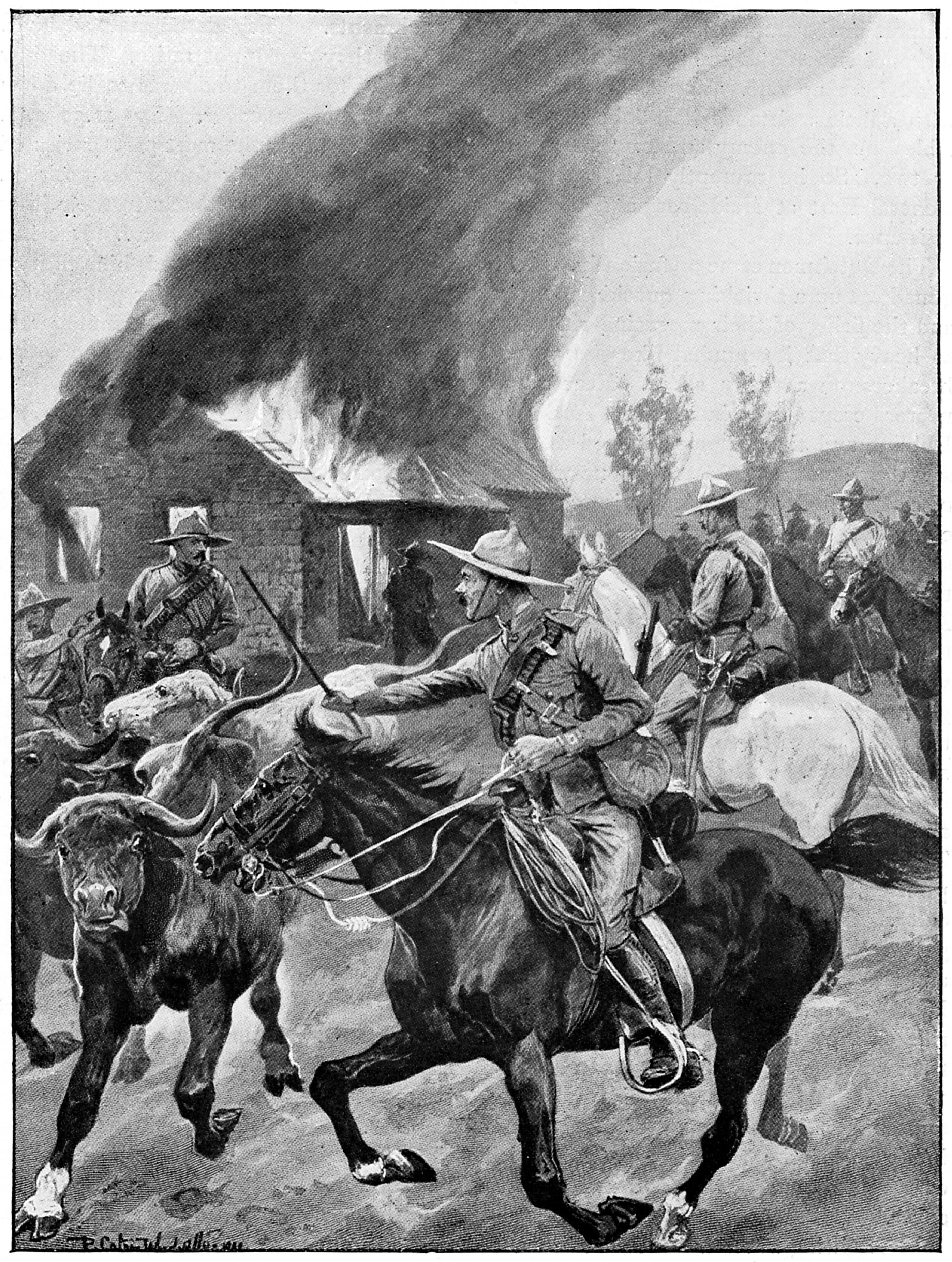 The Boer War In South Africa 1899 1902