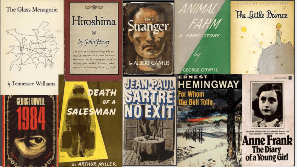 10 Works of 1940s Literature Still Taught Today