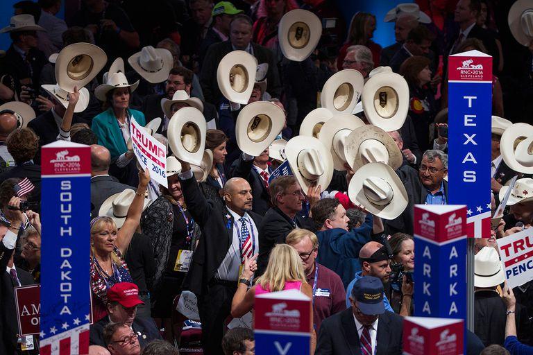 Delegates Republican National Convention