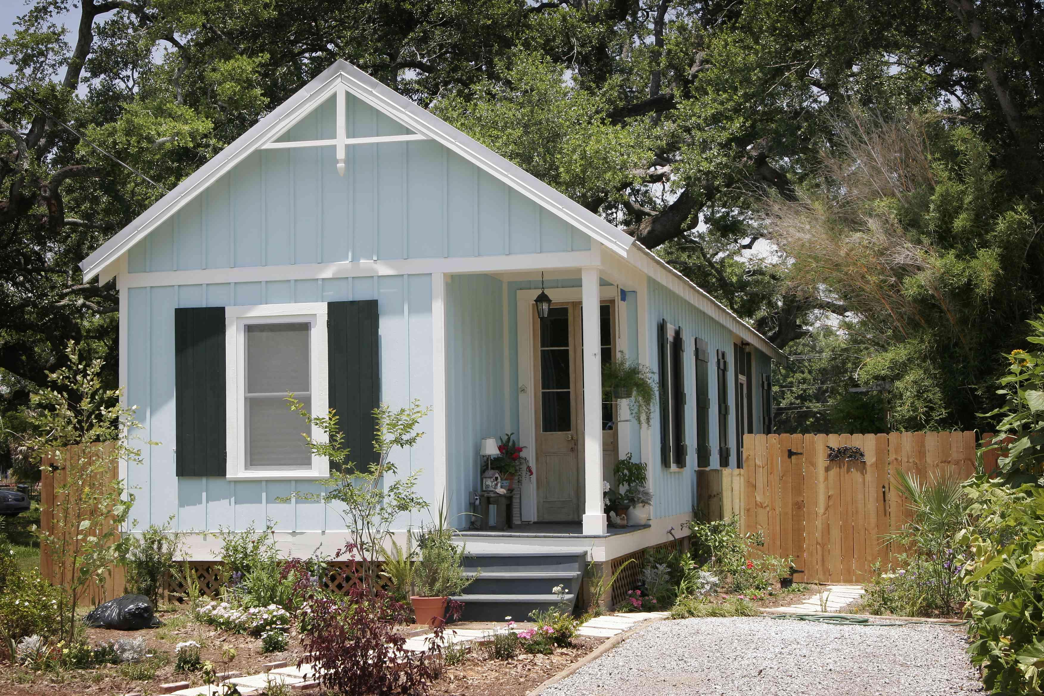 Hurricane Katrina Cottage