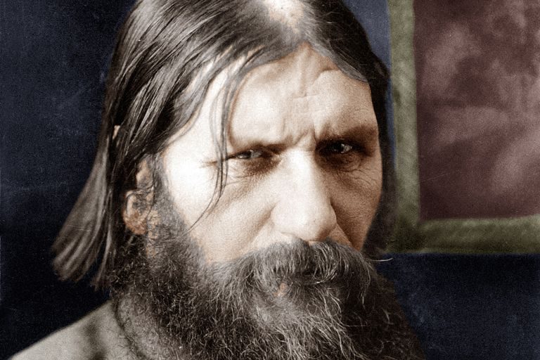 Grigory Rasputin was murdered in December 1916.