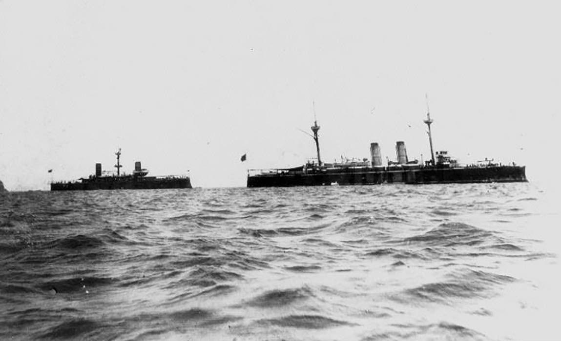 Cristobal Colon and Vizcaya
