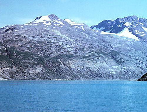Glacial bathtub rings