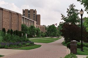 Xavier University campus