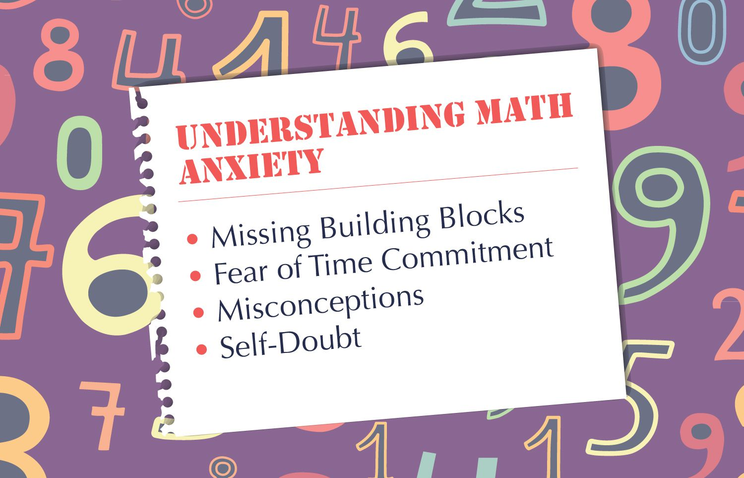 How to Overcome Math Anxiety