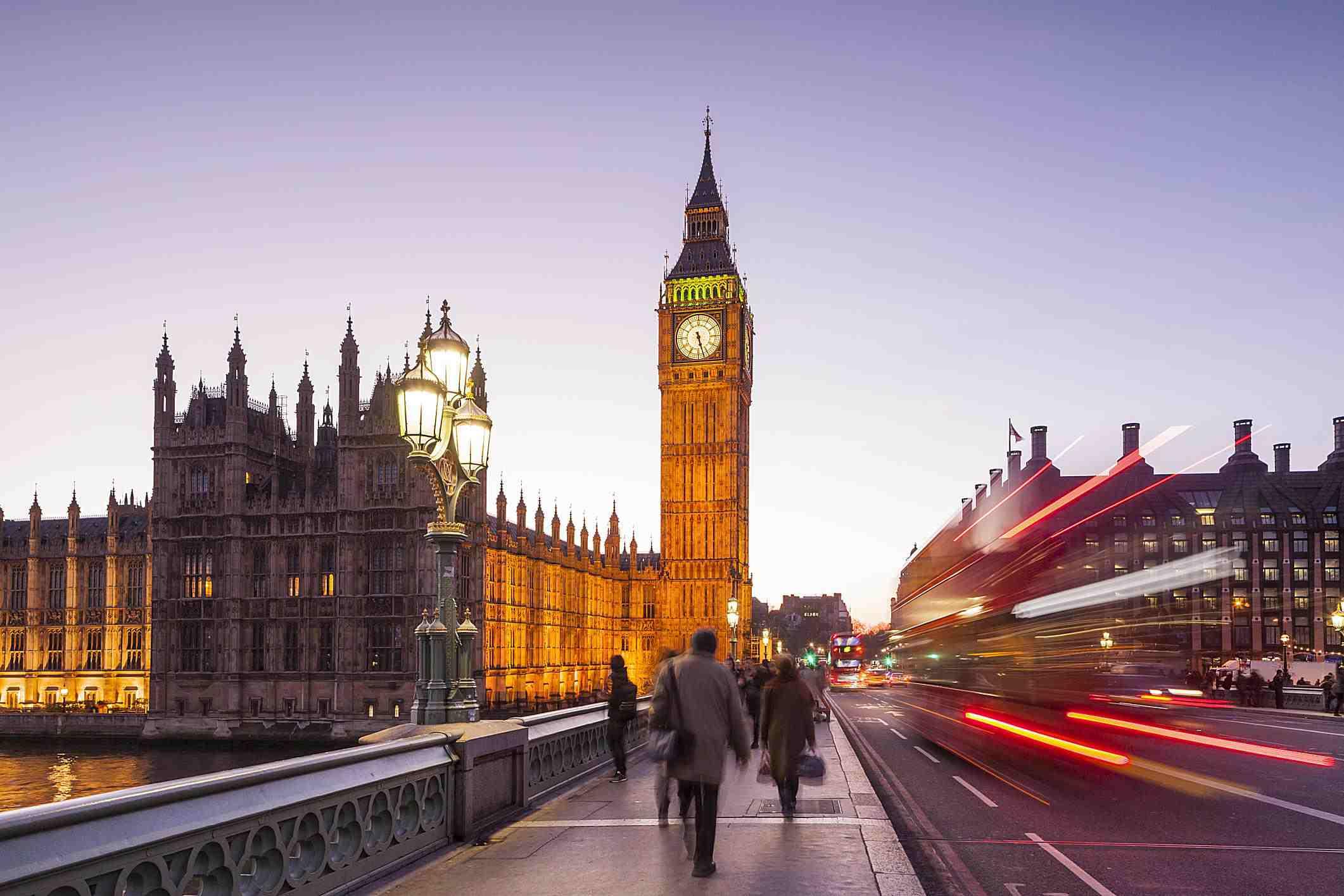 Londres atrae a inversores adinerados