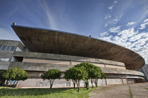 Estádio Serra Dourada - Paulo Mendes da