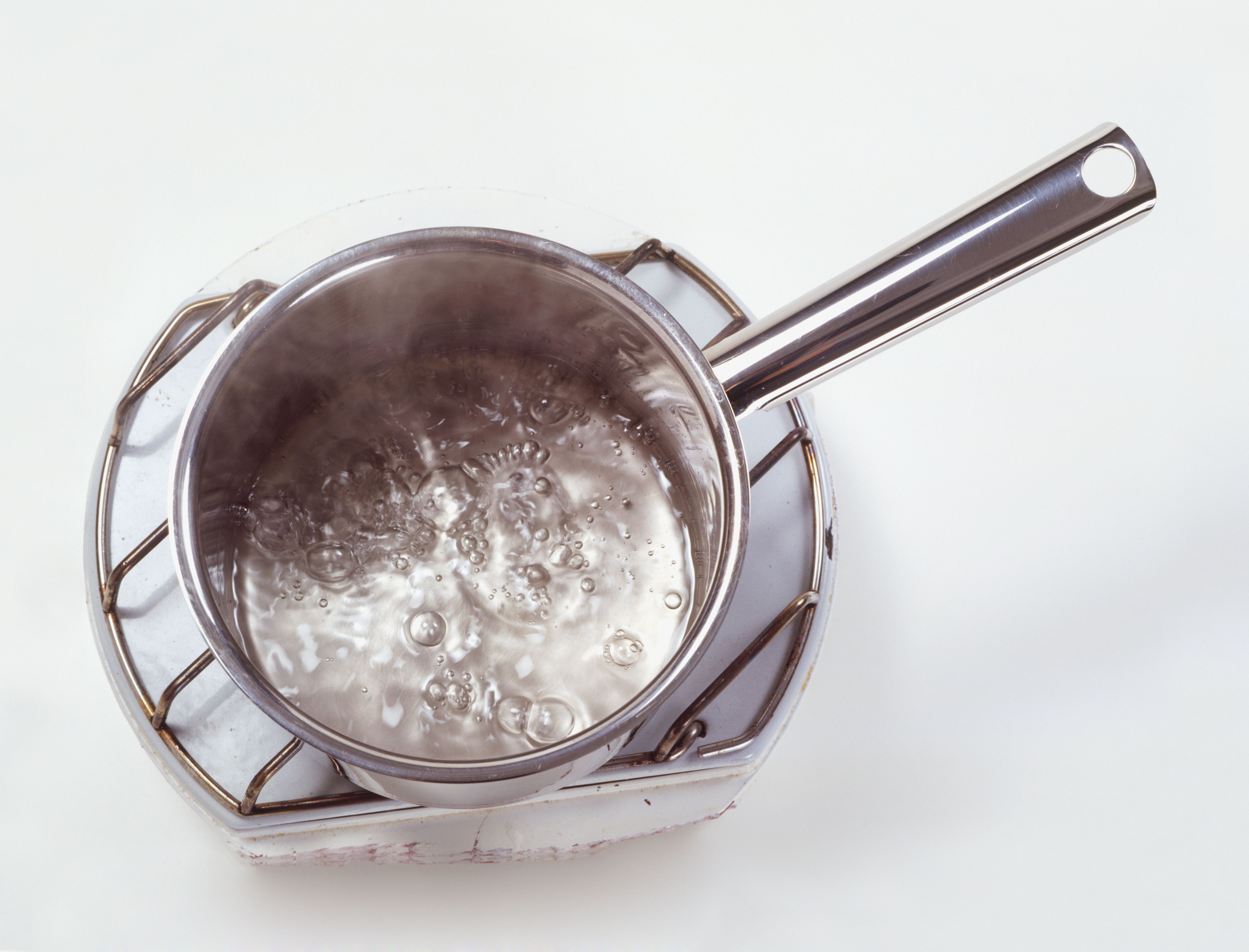 Boiling occurs when the vapor pressure of a liquid exceeds atmospheric pressure.