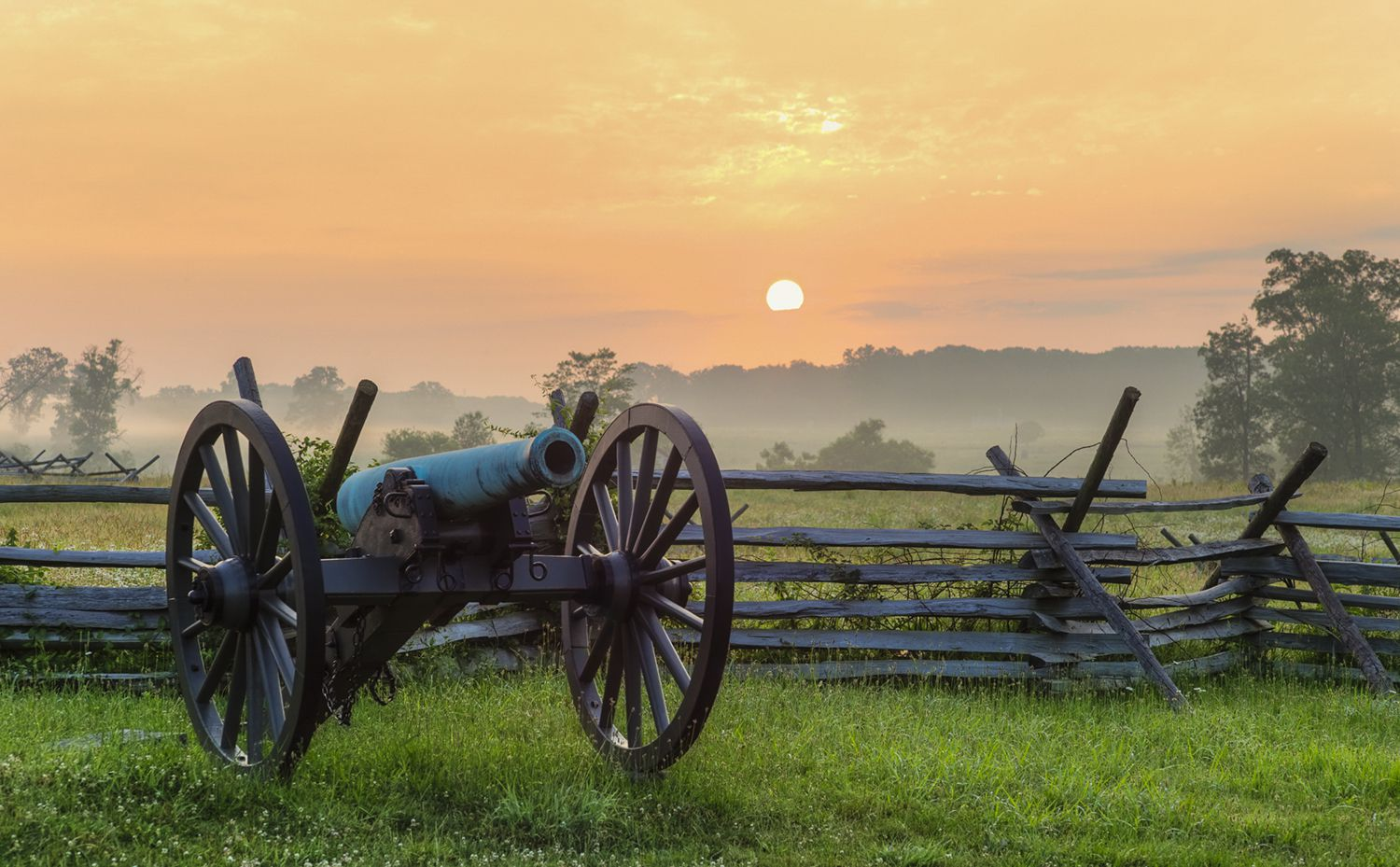 Reported encounters with gettysburg ghosts - Battlefield screensaver ...