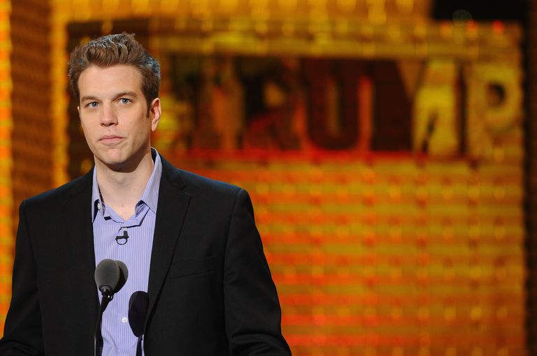 Anthony Jeselnik at the Comedy Central Roast of Donald Trump